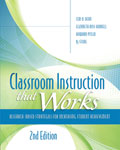 Classroom Instruction that Works (book cover); click here to learn more about our products and services.